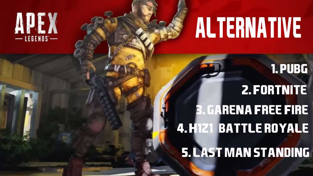 Apex Legends alternative